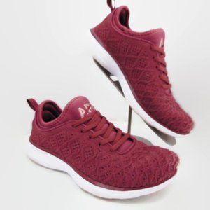 APL Mauve Pink Techloom Phantom Running Shoes 7.5